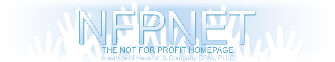NFPNET | Heveron & Company CPAs, PLLC Nonprofit accountants & CPAs resource site